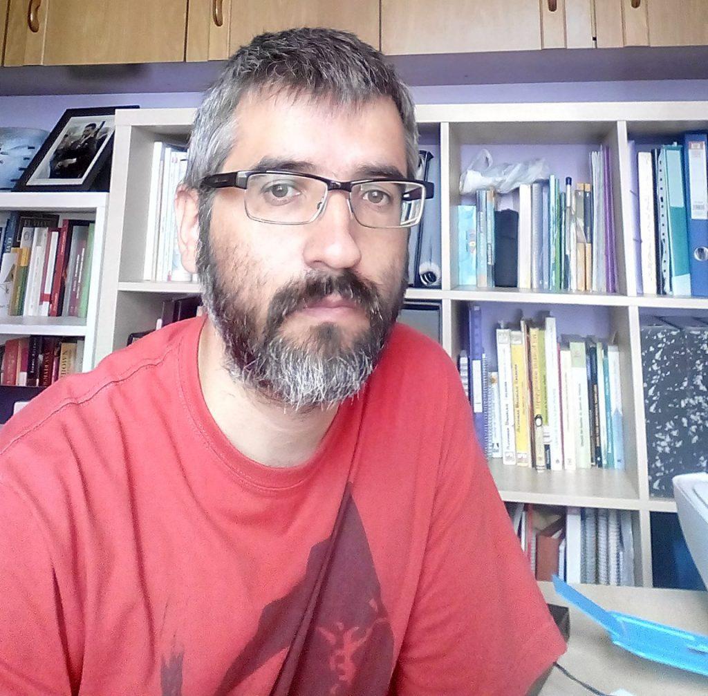 Pablo Victorero, profesor de baile traducional asturianu