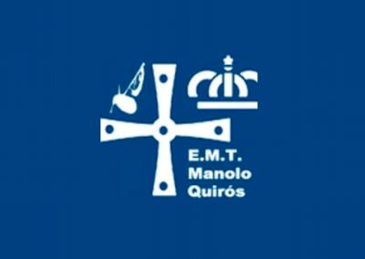 EMT Manolo Quirós